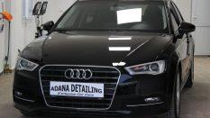 2015 Model Audi A3 Sportback Gtechniq CSL + EXOv2 Uygulaması