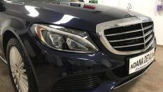 Mercedes C200d Plasma Coat Uygulaması