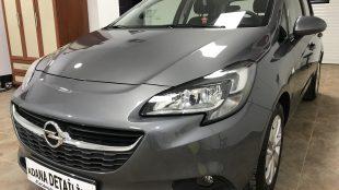 Opel Corsa Gtechniq C1 Uygulaması