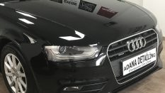 Audi A4 Gtechniq C1 + EXOv2 Uygulaması