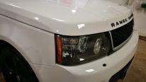 Range Rover Boya Koruma Uygulaması