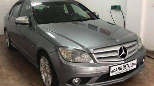 Mercedes C200 Plasma Coat Uygulaması