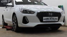 2017 Model Hyundai i30 Gtechniq CS Uygulaması