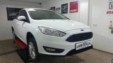 2017 Model Ford Focus Gyeon Mohs Uygulaması